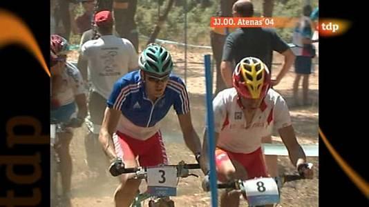 Atenas 2004: Mountain bike