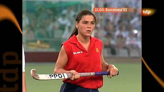Barcelona 1992: Hockey hierba fem.