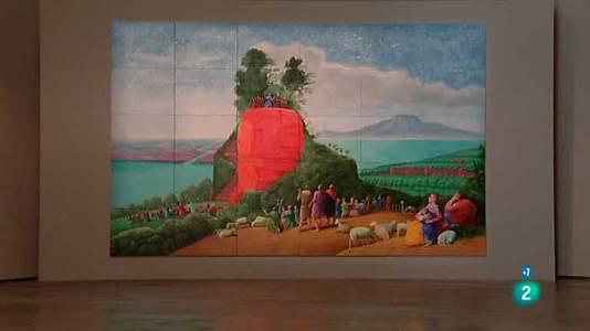 David Hockney, una visión amplia