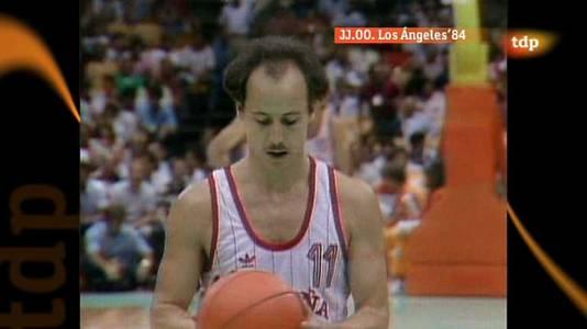 Los Ángeles 1984: Baloncesto