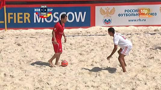 Copa del Mundo2013 - España-Noruega
