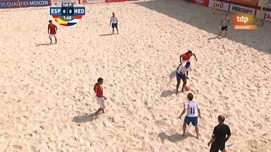 Copa Mundo 2013 - España- P. Bajos