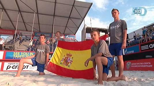 Copa del Mundo 2013: España-Polonia