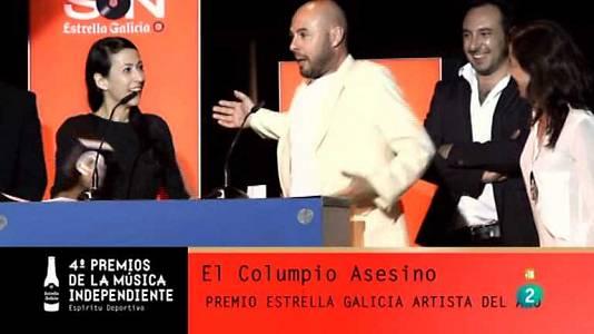 IV edición de los premios de la música independiente (2012)