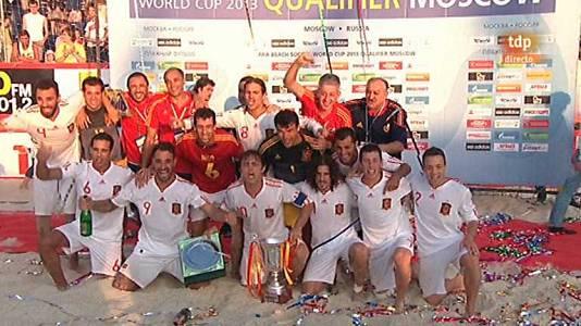 Copa del Mundo 2013: Final