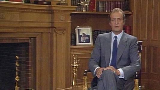 Mensaje de Navidad de Su Majestad el Rey de 1983