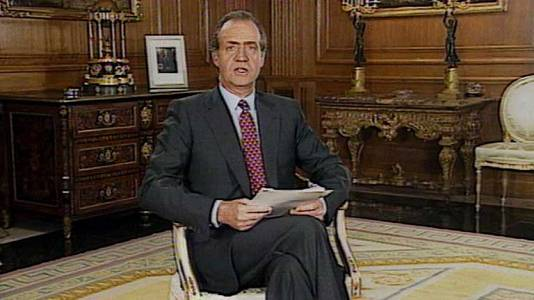 Mensaje de Navidad de Su Majestad el Rey de 1989