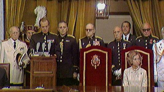 Discurso de Apertura de la Legislatura Constituyente (22/07/1977)