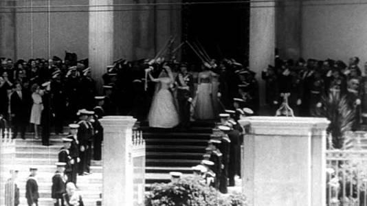 Boda SS. MM. los Reyes en Atenas  (Versión 3)
