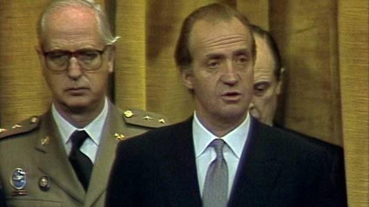 Discurso de Apertura de las Cortes Generales (11/11/1989)