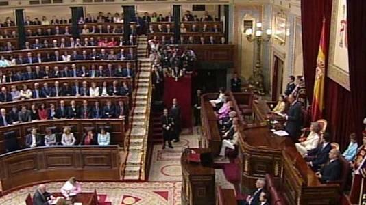 Discurso de Apertura de las Cortes Generales (22/04/2004)