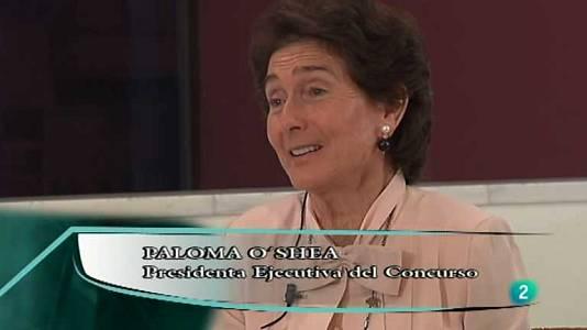 Concurso de piano Paloma O'Shea 1