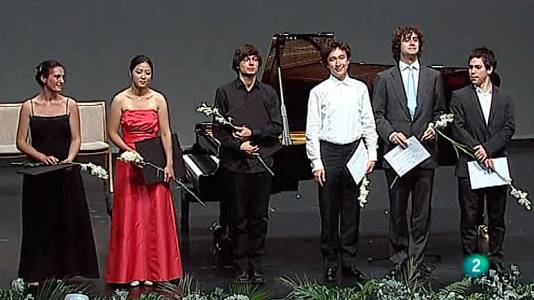 Concurso de piano Paloma O'Shea 4