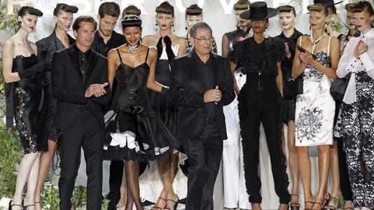 Desfile de Roberto Verino en Fashionweek Madrid 2012