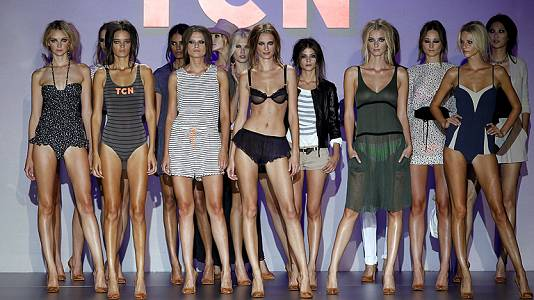 Fashion Week Madrid (Cibeles): Desfile de TCN