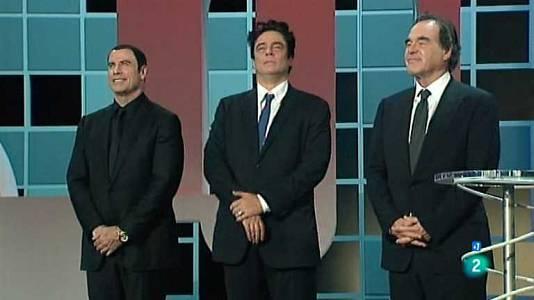 Premios Oliver Stone y Travolta