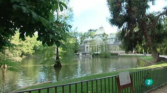 Jardines del Parque del Buen Retiro