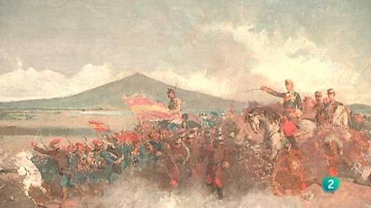 La batalla de Tetuán, de Fortuny