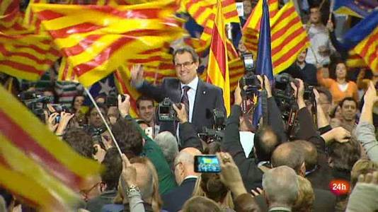 Bloc eleccions 25N: Inici campanya