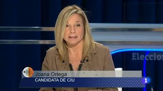 Entrevistes Electorals 2012 -  Joana Ortega