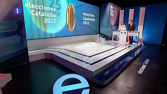 Elecciones Catalanas - 19.50 horas