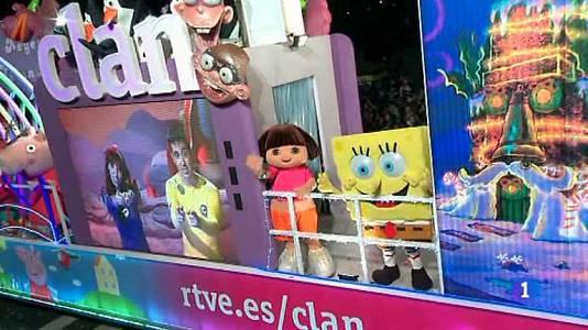 Cabalgata de Reyes 2013