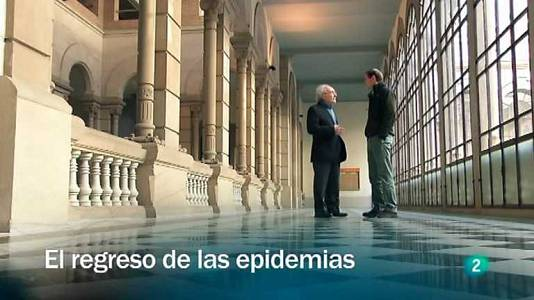 El retorno de las epidemias