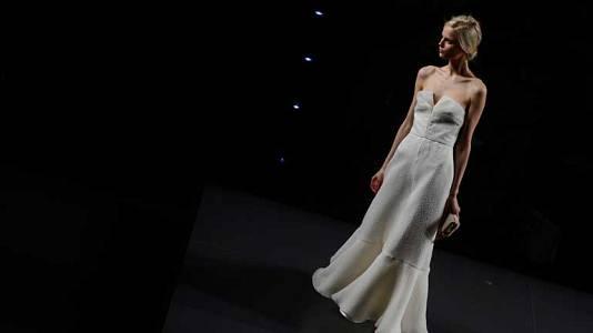 Desfile de Juanjo Oliva en la Fashion Week Madrid