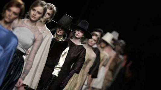Desfile Duyos Cibeles Fashion Week Madrid 2013