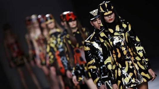 Desfile Maria Escoté  Fashion Week