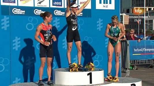 Series ITU. Campeonato del mundo