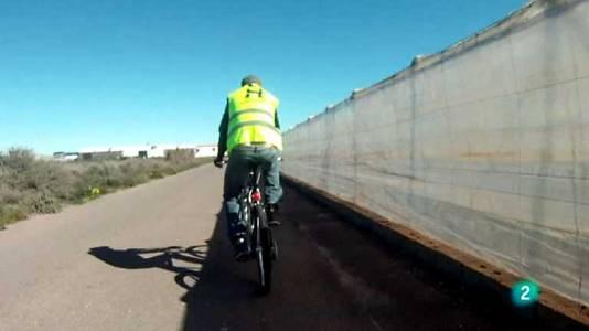 Las bicicletas son para el trabajo