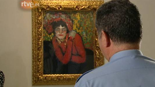 Mirar Picasso