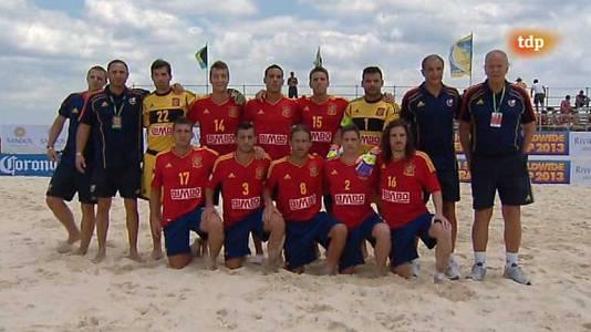 España - Brasil
