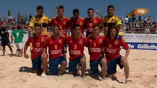 México - España