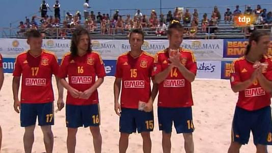 España - Bahamas