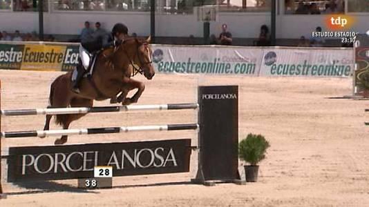 Concurso de saltos CSI Toledo