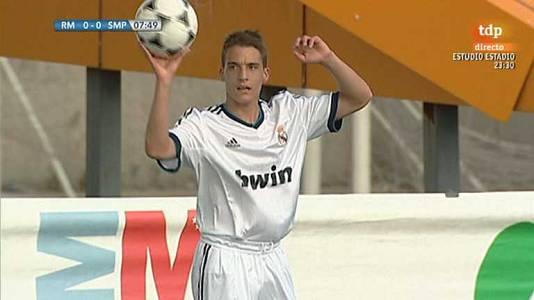 Sub-17: Real Madrid-Sampdoria