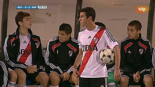 Sub-17: River Plate-Real Madrid