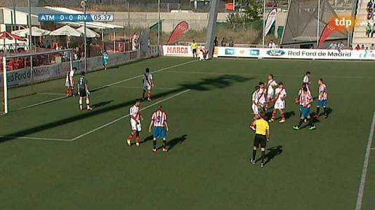 Atlético de Madrid - CA River Plate