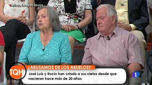 ¿Abusamos de los abuelos?