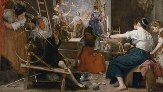 Las hilanderas (Velázquez)