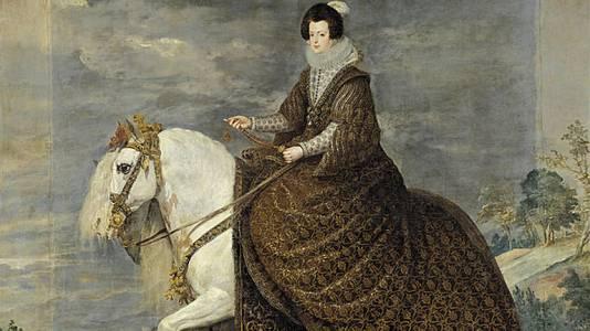 La reina doña Isabel de Francia