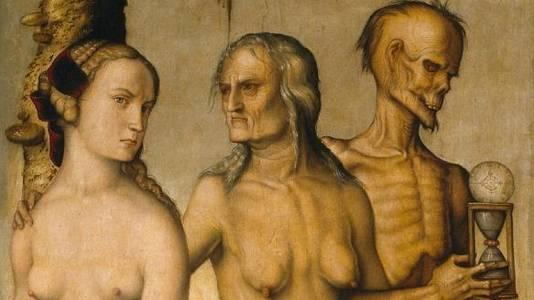 Las edades y la muerte (B. Grien)