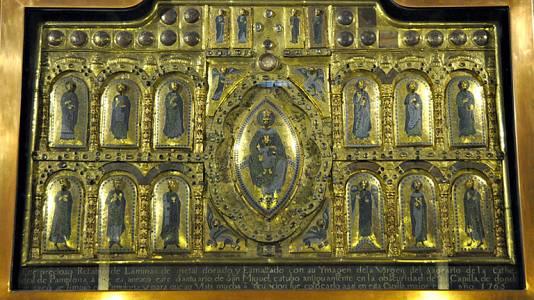 Retablo de San Miguel de Aralar