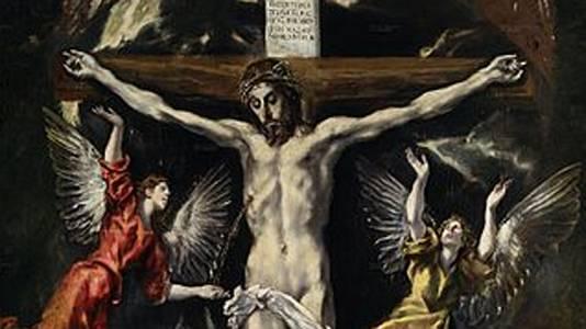 La crucifixión (El Greco)