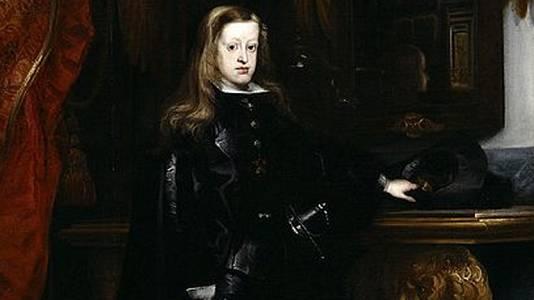 El rey Carlos II (C. de Miranda)