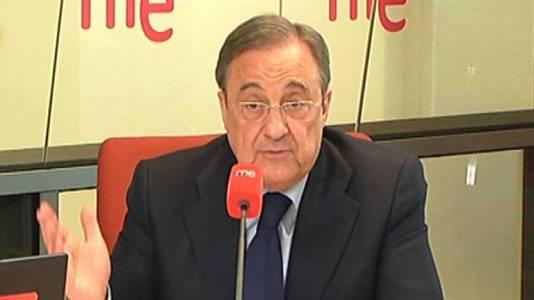 Entrevista completa a Florentino Pérez en Radiogaceta de los Deportes