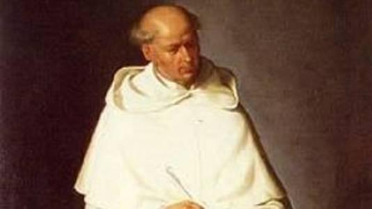 Fray Francisco Zumel y otros monjes