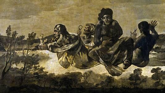 El destino o Las parcas (Goya)